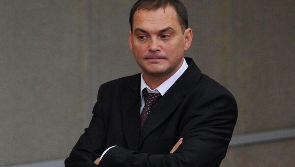 Константин Ширшов. Архивное фото