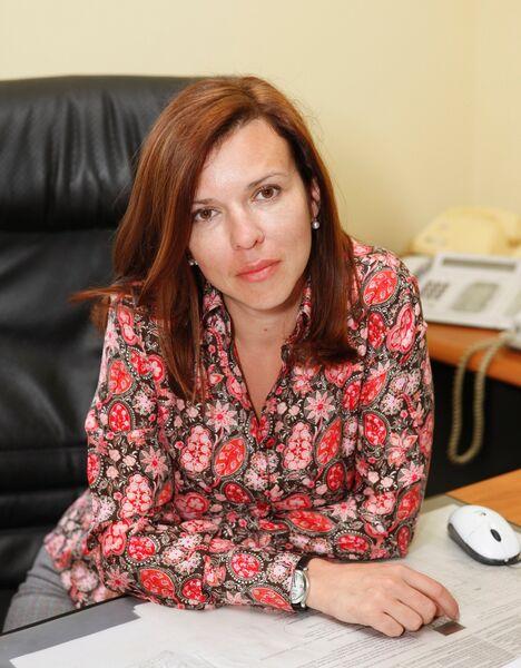 Юлия Быстрицкая (Ракчеева)