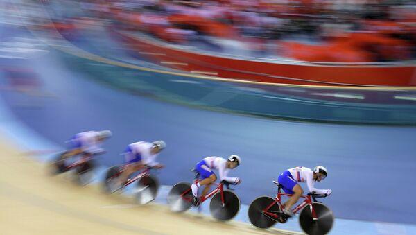 Сборная России по велотреку