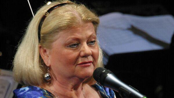 Ирина Муравьева. Архивное фото