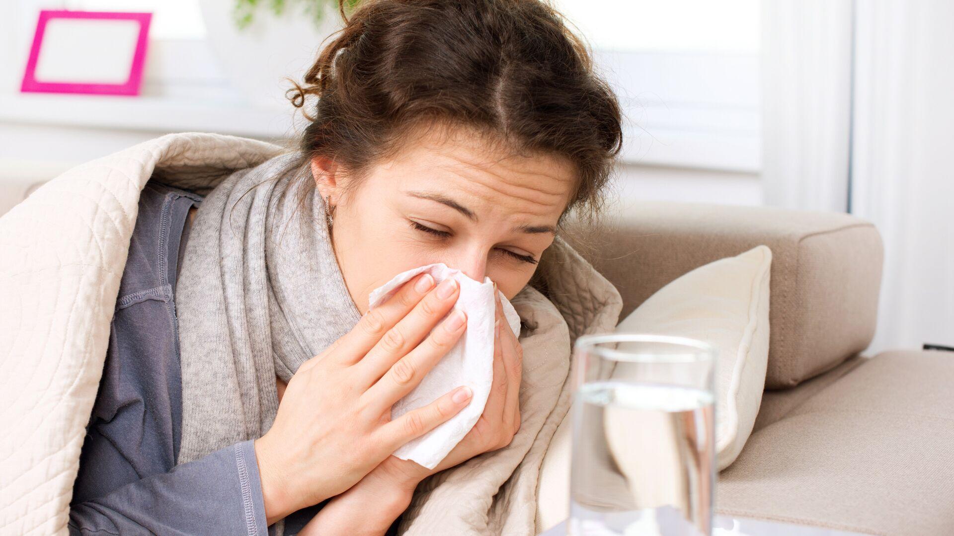 Медики выяснили, почему пожилые люди умирают от гриппа - РИА Новости,  22.04.2016