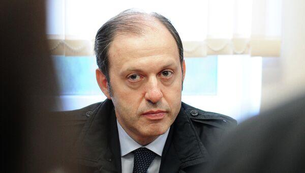 Олег Митволь. Архивное фото