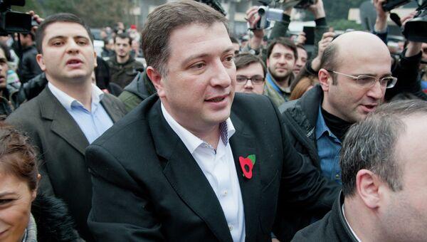 Мэру Тбилиси Георгию Угулава предъявлено обвинение