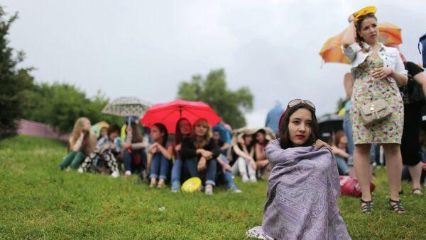 Фестиваль Пикник Афиши в Москве