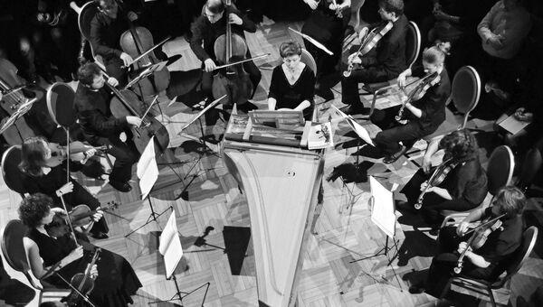 Оркестр Musica Viva под управлением Александра Рудина