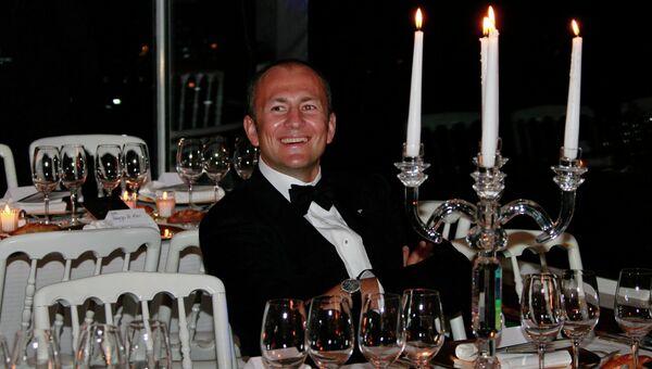 Председатель совета директоров МХК Еврохим Андрей Мельниченко. Архивное фото