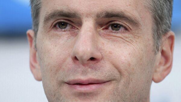 Лидер партии Гражданская платформа Михаил Прохоров