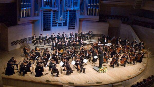 Симфонический оркестр Москвы «Русская филармония». Архивное фото