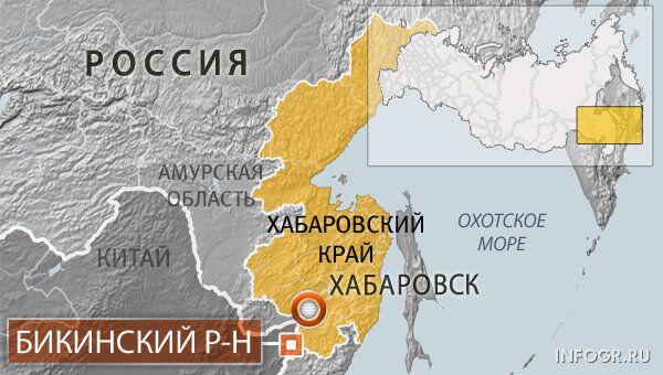 хабаровск на карте россии фото строительстве огромную