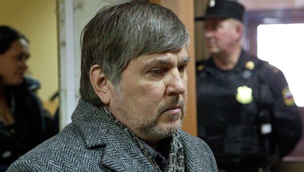 Бывший глава строительной компании СУ-13 Владимир Замощин