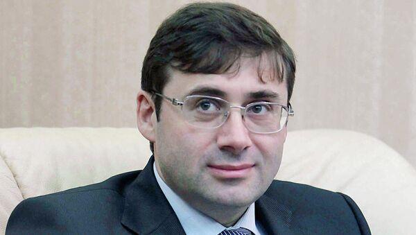 Заместитель Председателя Банка России Сергей Швецов. Архивное фото