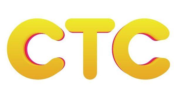 Лототип телеканала СТС. Архивное фото