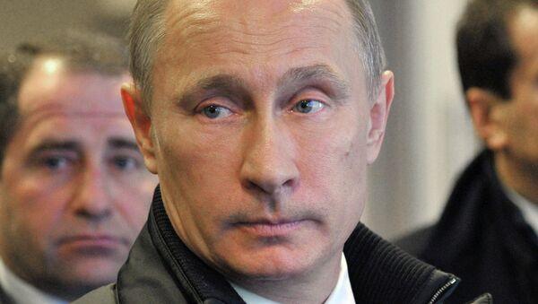 Рабочая поездка В.Путина в Казань
