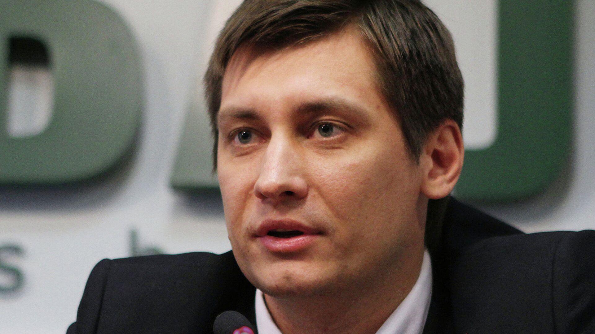 Гудков не будет участвовать в выборах в Госдуму