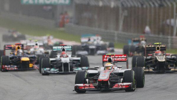 Формула 1, архивное фото