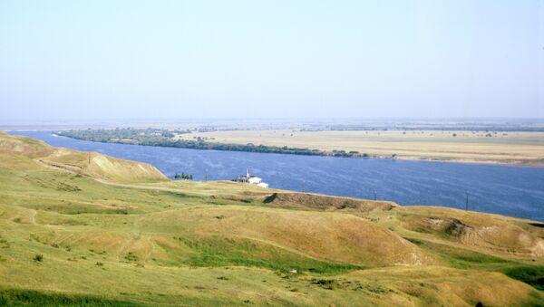 Река Ока. Архивное фото