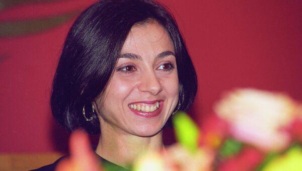 Балерина Нина Ананиашвили
