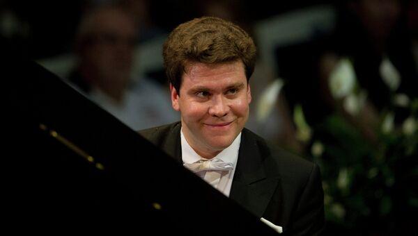 Пианист Денис Мацуев. Архивное фото