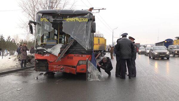 ДТП в Казани