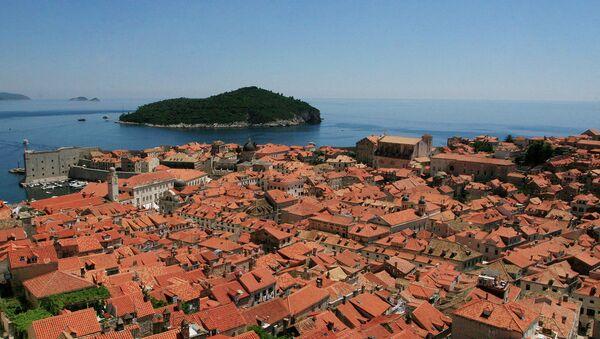 Хорватия. Архивное фото