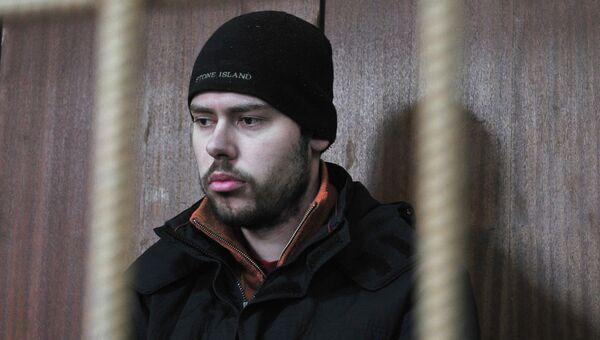 Заседание суда по рассмотрению срока ареста Д.Виноградова