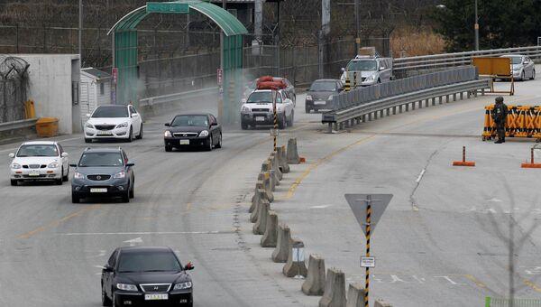 Эвакуация жителей и гостей Южной Кореи