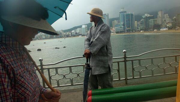 Жители Сеула