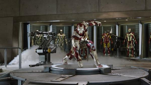 Кадр из фильма Железный человек 3