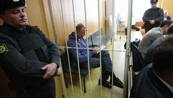 Бывший замглавы Минсельхоза Алексей Бажанов доставлен в суд