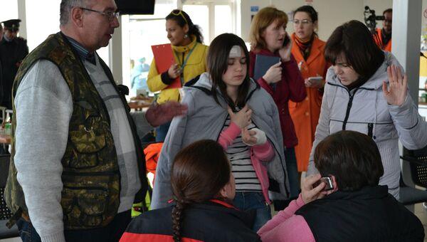 Пострадавшие в ДТП в Бельгии школьники вернулись в Волгоград
