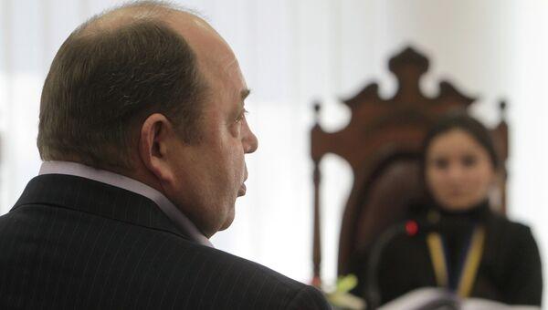 Заседание суда по делу об убийстве депутата Евгения Щербаня. Архив