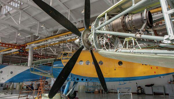 Самолеты Ан-2. Архив