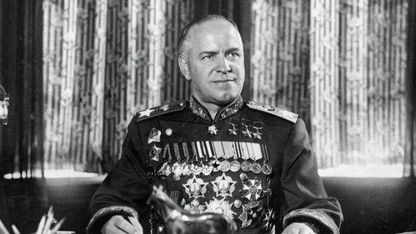 Маршал Советского Союза Жуков