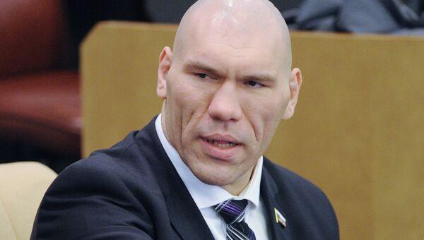 Николай Валуев. Архивное фото