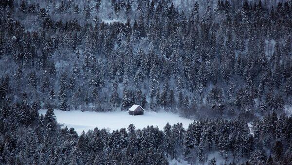 Норвегия. Архив