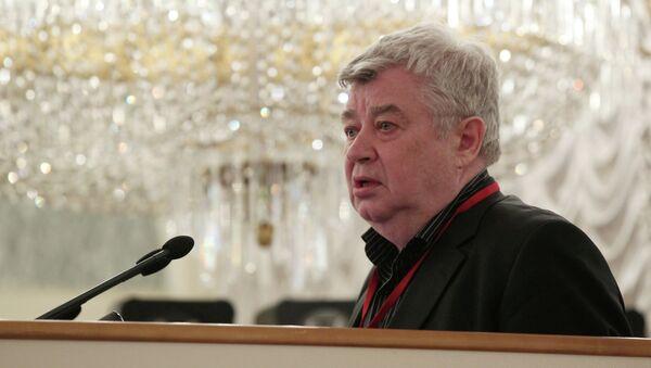 Председатель Союза журналистов России Всеволод Богданов. Архивное фото