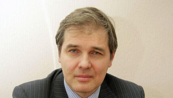 Руководитель дирекции государственно-частного партнерства Внешэкономбанка Александр Баженов
