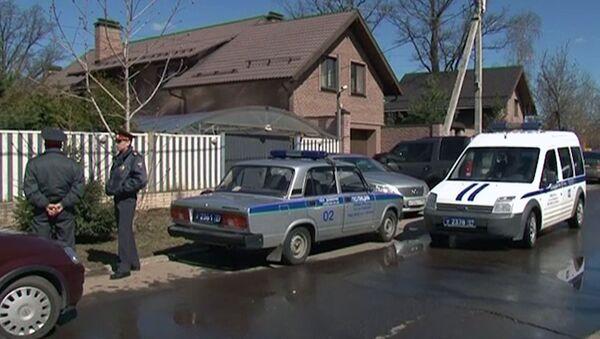 Ограбление Волочковой: кто был в доме и в каком состоянии дочь балерины