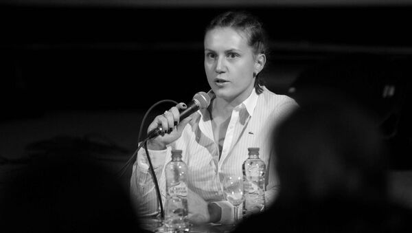 Ева Самсонова, фестиваль Рок над Волгой