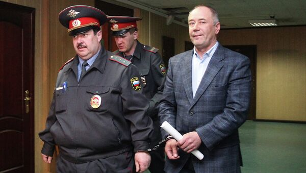 Арест предполагаемого заказчика убийства журналиста И.Домникова