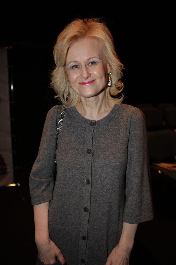 Писательница Дарья Донцова