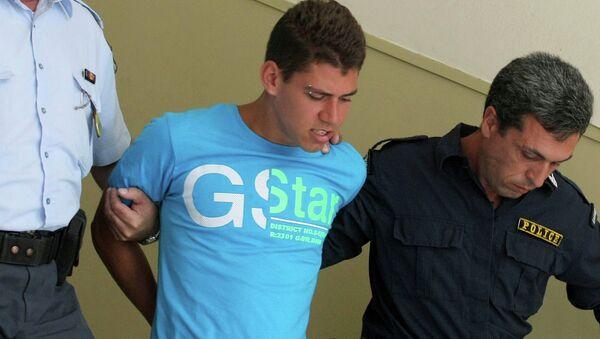 20-летний голландец, который ранил ножом 11-летнего россиянина на Крите