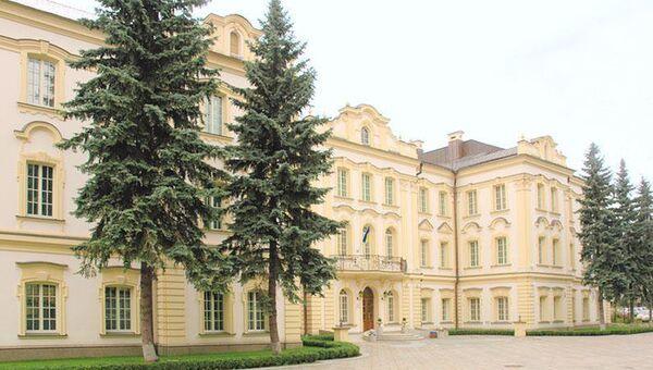 Кловский дворец, резиденция Верховного суда Украины. Архивное фото
