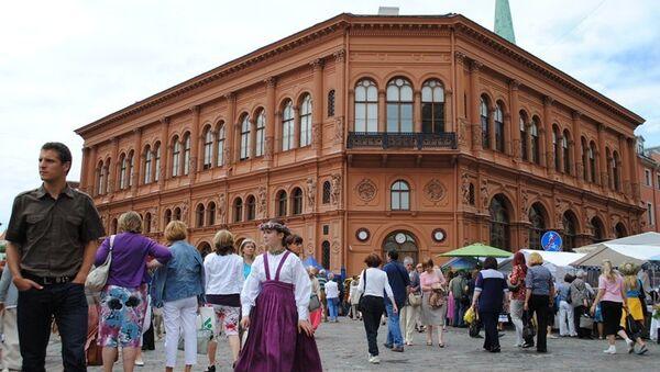 Художественный музей Рижская биржа