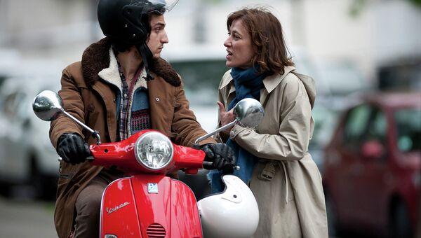 Кадр из фильма Замок в Италии