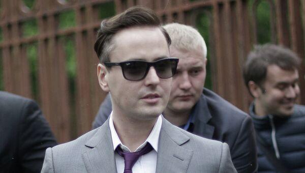 Певец Витас вызван в прокуратуру на допрос