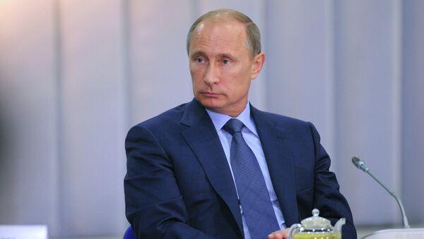 В.Путин провел совещание по вопросам развития кинематографии