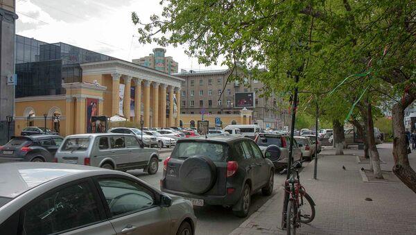 Улицу Ленина в Новосибирске собираются сделать пешеходной