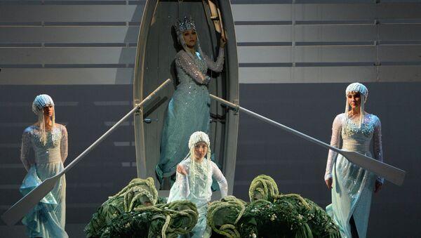 Премьера оперы А.Даргомыжского Русалка в Санкт-Петербурге