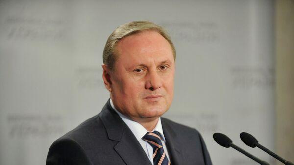 Лидер парламентской фракции правящей Партии регионов Александр Ефремов